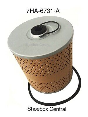 1940-1953 Ford Flathead 8BA Oil Filter Element Cartridge