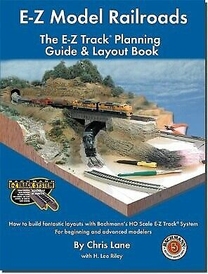 Bachmann - E-Z Model Railroads Track Planning Book HO