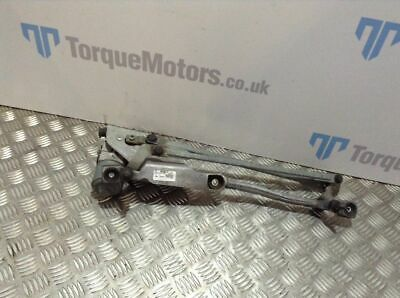 Mk7 Ford Fiesta Zetec S 2009 Front Wiper Motor And Linkage