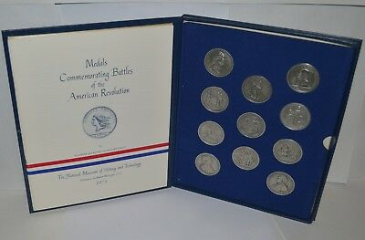 Commemorative coins Pewter history American Revolution