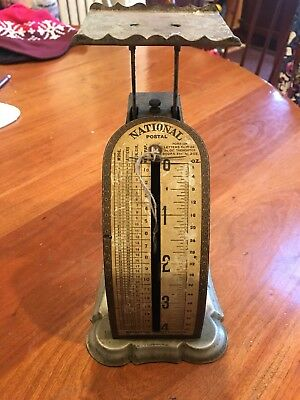 National Vintage Scale max 4 pounds