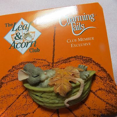 """Charming Tail  Pin """"Fall is Here"""""""