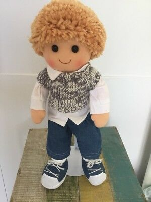 Harry: Hopscotch Collectibles Rag Doll