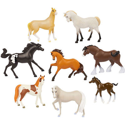 Spirit Riding Free Mini Horse Figures - Assorted