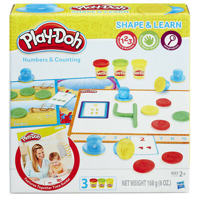 Playdoh Numbers & Counting