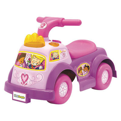 Fisher Price Little Princess Ride-On