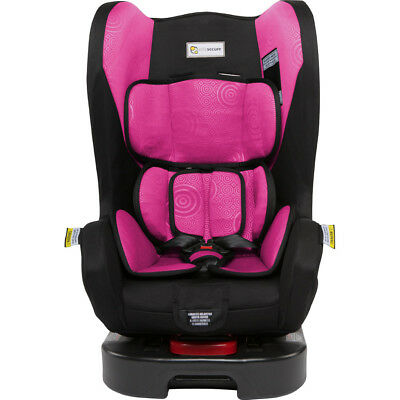 Infasecure Ascent II Car Seat - Pink Swirl