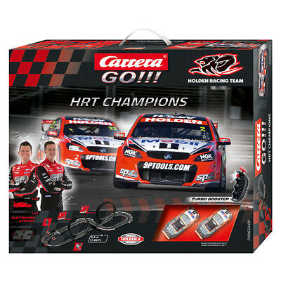 Slot Car Set - Holden V8
