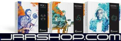 iZotope Award Winners Bundle Standard eDelivery JRR Shop