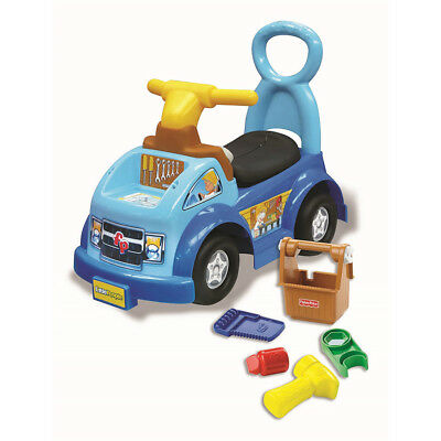 Fisher-Price Little People Little Fixer Ride-On