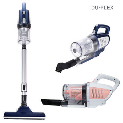 Du-Plex 2in1 Vacuum Cleaner DP-606VC Wired Stick and Handheld Cyclone 600W