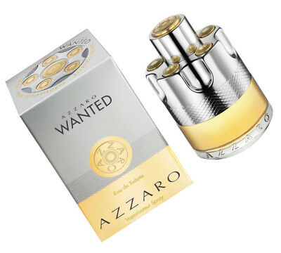 Azzaro Wanted Edt Eau De Toilette Spray 50 Ml
