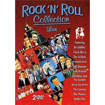Rock 'N' Roll Collection Live (DVD)