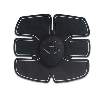 Pawaca Abs Muscle Toner, Portable Wireless Abs Trainer, Massager Belt Pad