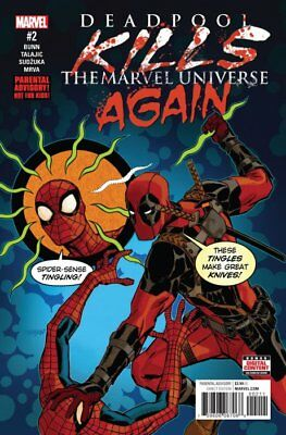 Deadpool Kills The Marvel Universe Again Issue 2 - Johnson Cover
