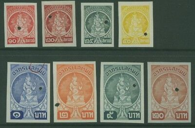 1952 Revenue Stamps Sixth Issue Set of 8