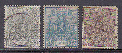 SG  43-5  Set of 3 Used