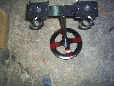"""Original FORD GUMBALL MACHINE Double Machine Stand """"Hard to find this item """""""