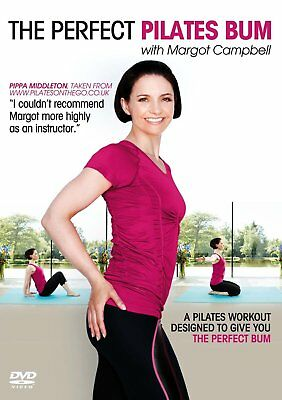 The Perfect Pilates Bum with Margot Campbell (DVD)