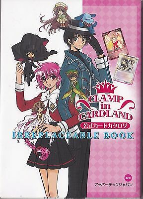 Clamp In Cardland Irreplaceable Book