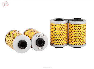 Ryco Motorcycle Oil Filter RMC126