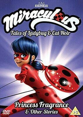 Miraculous: Tales of Ladybug and Cat Noir - Princess Fragrance Vol 3 (DVD)