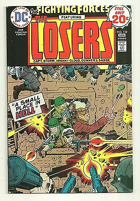 Our Fighting Forces (1954) #152 1st Printing DC War Jack Kirby The Losers Fine +