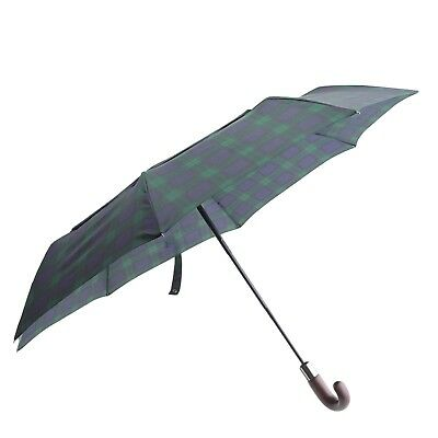 UNOPENED ShedRain® for J.Crew Printed Umbrella | Blackwatch | $39.50