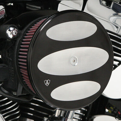Arlen Ness Big Sucker Stage II Air Cleaner w/ Scalloped Cover 16-up Sportsters