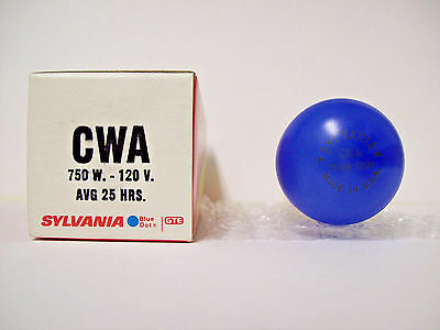CWA Projector Projection Lamp Bulb 750W 120V Sylvania Brand *AVG. 25-HOUR LAMP*