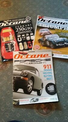 Octane Magazine Collection 2006-2015 (108 issues)