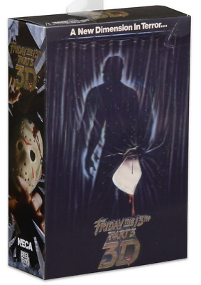 "Neca Friday The 13Th Part Iii Ultimate Jason Voorhees 7"" Inch Action Figure"