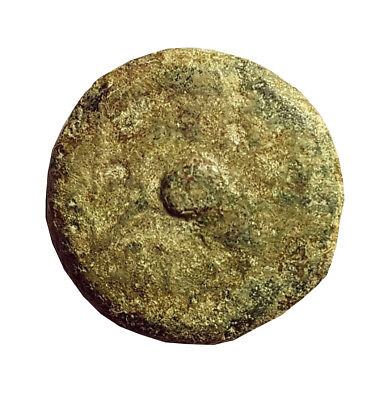 Ancient Iberian Celtic Coin - 2Nd Century Bc #p120