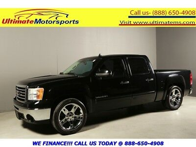 "2010 GMC Sierra 1500 2010 SLT 6.2L VORTEC V8 LEATHER HEATSEAT CREW 22"" 2010 GMC SIERRA 1500 SLT LEATHER HEATSEAT RCAM BOSE 22""ALLOYS 6.2L VORTEC CREW"
