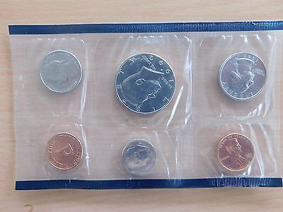 Coins.us.uncirculated.set.1992.p