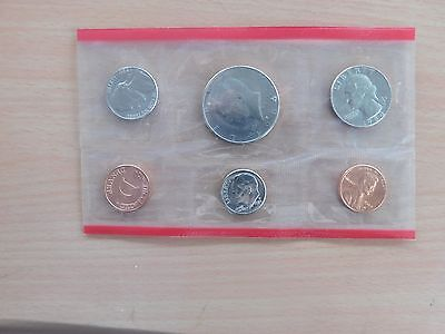 Coins.us.uncirculated.set.1984.d