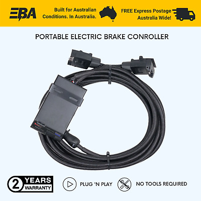 PORTABLE Electric Brake Controller - Trailer Brake (TEKONSHA PRIMUS iQ)