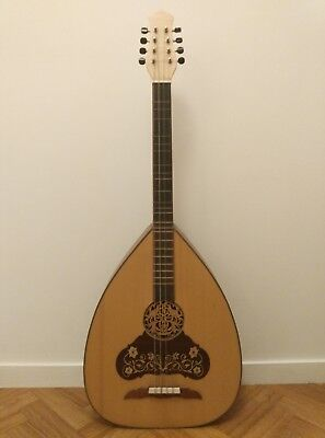 Luth grec/Greek lute Laouto