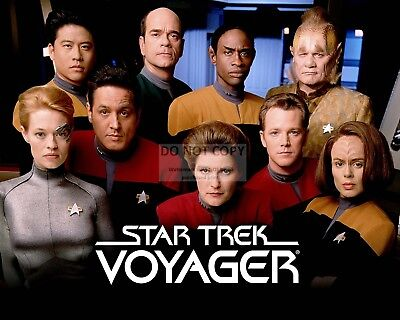 Image result for star trek voyager cast