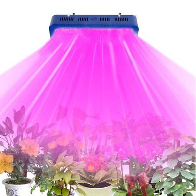 1200W LED Grow Light Panel Lamp for Hydroponic Plant Growing Full Spectrum Pro!