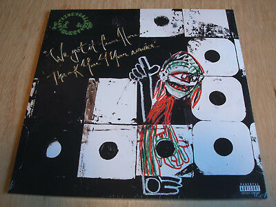A Tribe Called Quest ‎We Got It From Here…Thank You 4 Your Service 2 x vinyl lp