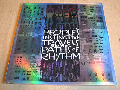 A Tribe Called Quest ‎ People's Instinctive Travels And The Paths Of Rhythm 2xlp