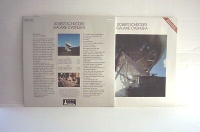 "Schröder, Robert - "" Galaxie Cygnus A"" ,LP, Neuware Racket Records"