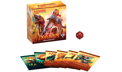 MTG RIVALS OF IXALAN Prerelease Pack  New