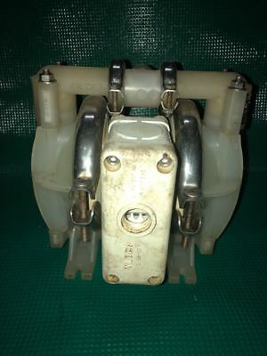 Wilden diaphragm pump model 02 11796 px200ssaaavtsvtsvt0730 wilden model p1 original plastic diaphragm pump 12inlet and outlet w ccuart Image collections