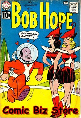 Adventures Of Bob Hope #70 (1961) Dc Silver Age 1St Printing Vg-