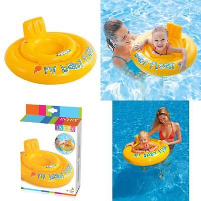 Baby Float Ring Swimming Pool Kids Intex Safety Neck Raft Arm Band Free Post New