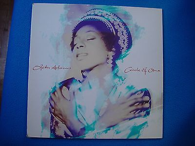 Oleta Adams LP Schallplatte Circle ofe one