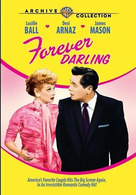 FOREVER DARLING  (Lucille Ball)  -   DVD - UK Compatible