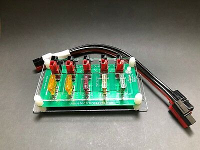 ElectroResales RIGRUNNER  DC POWER PANEL STARTER KIT (outrigger + Y Cable)